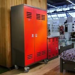 Modèle d'expo : armoire Loft