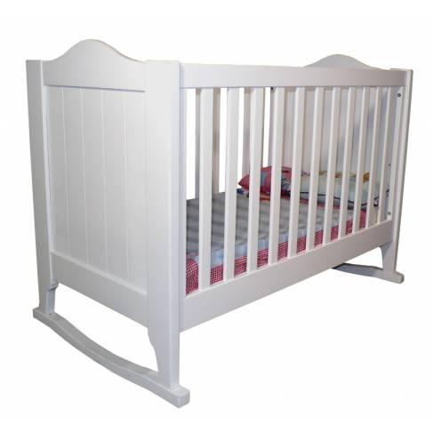 lit barreaux pour b b en bois lit noa. Black Bedroom Furniture Sets. Home Design Ideas