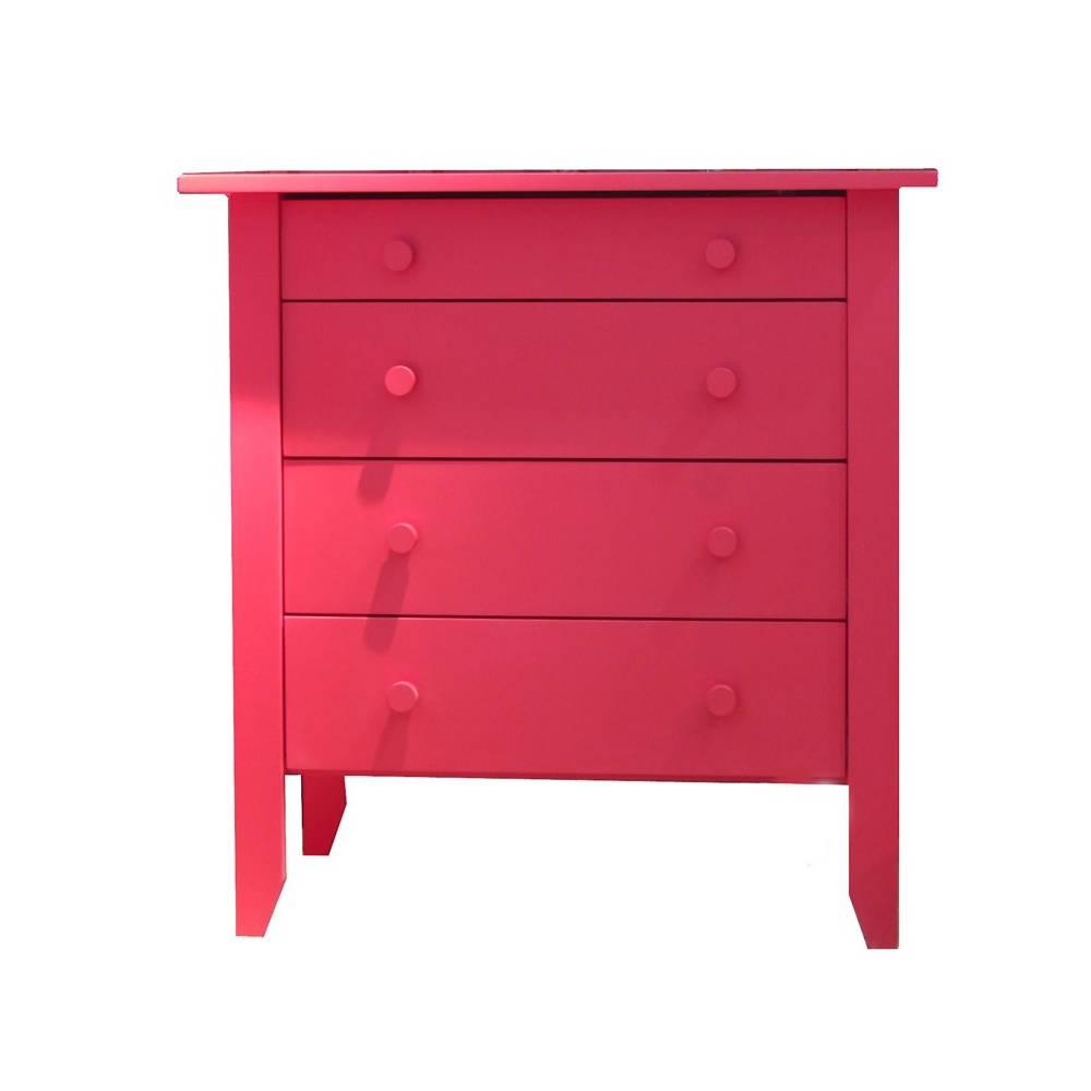 commode noa 4 tiroirs. Black Bedroom Furniture Sets. Home Design Ideas