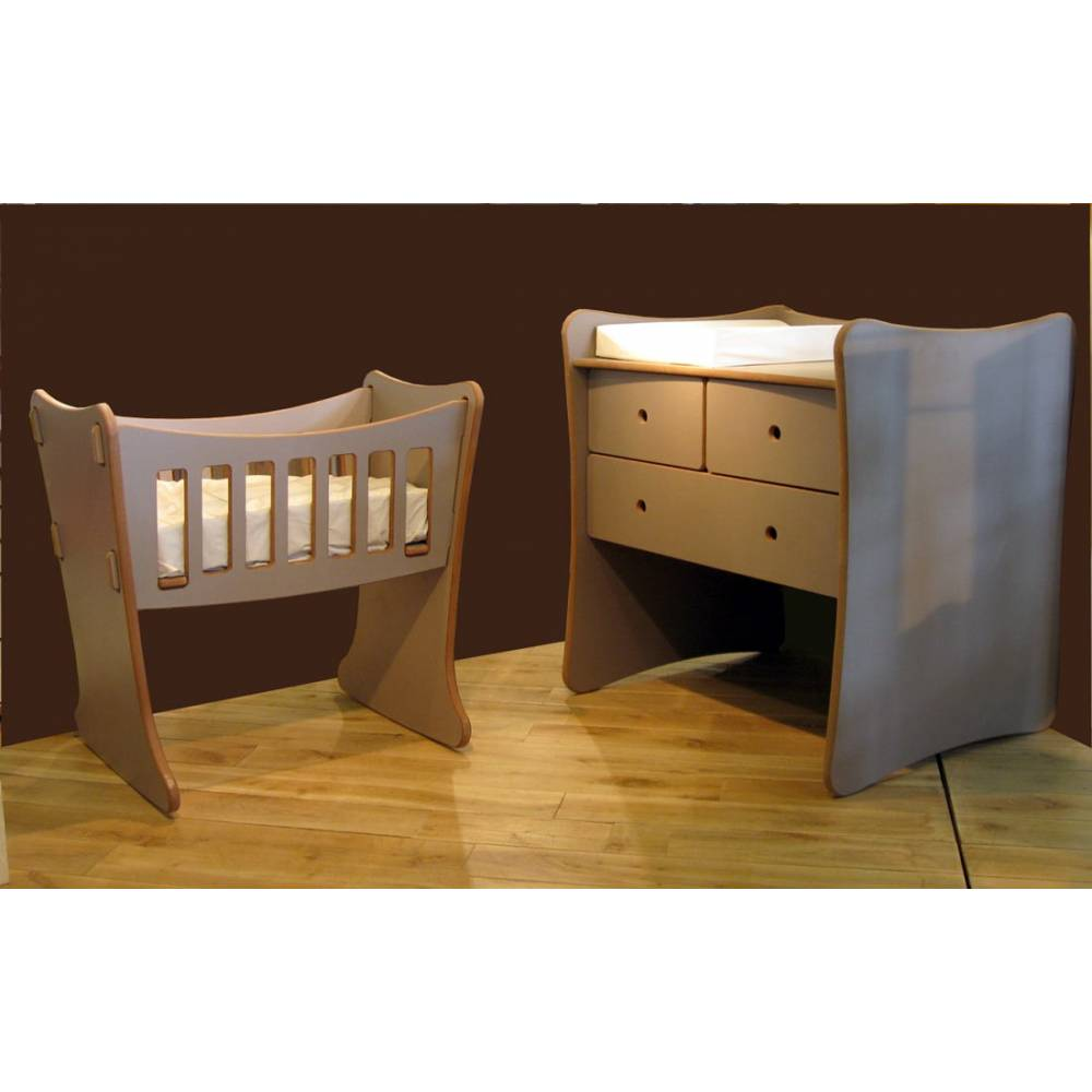 Commode langer david anders paris - Commode a langer taupe ...