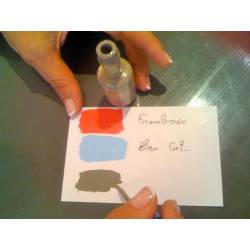 Demandez-nous des échantillons de couleur