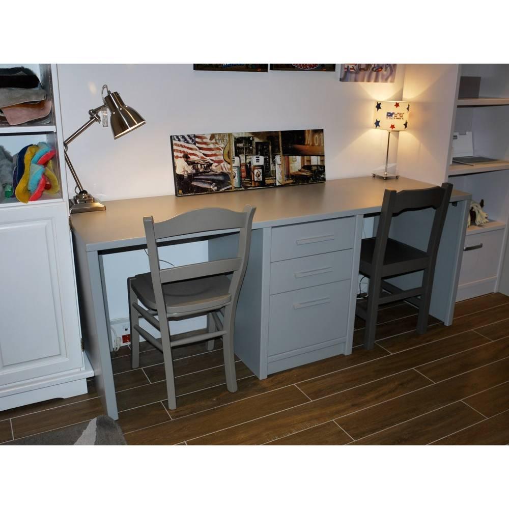 bureau atlas double anders paris. Black Bedroom Furniture Sets. Home Design Ideas