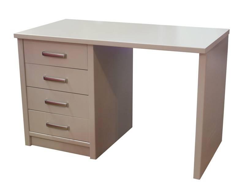 bureau atlas 1 caisson. Black Bedroom Furniture Sets. Home Design Ideas