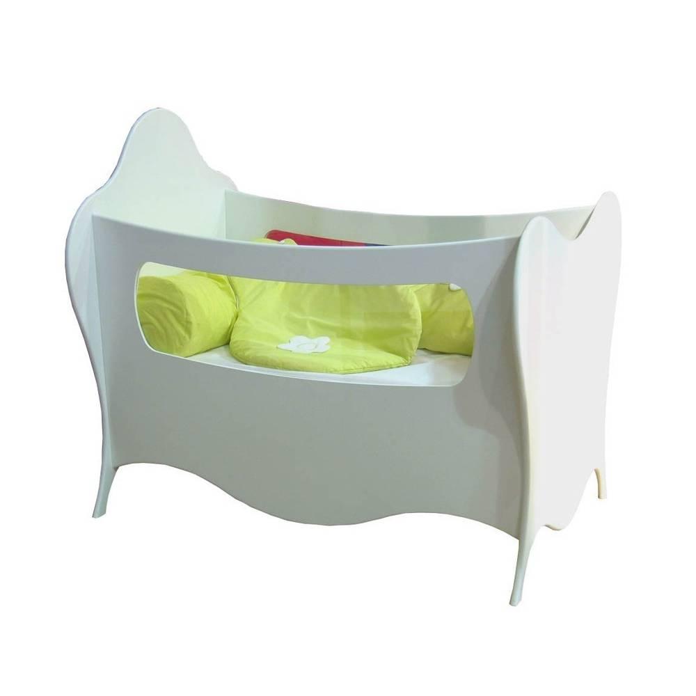 volute lit pour b b lit b b sans barreaux en bois multipli. Black Bedroom Furniture Sets. Home Design Ideas