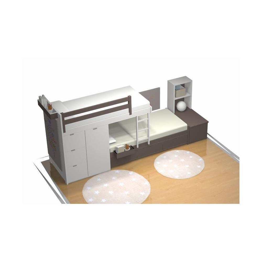 plans de chambres en 3d. Black Bedroom Furniture Sets. Home Design Ideas