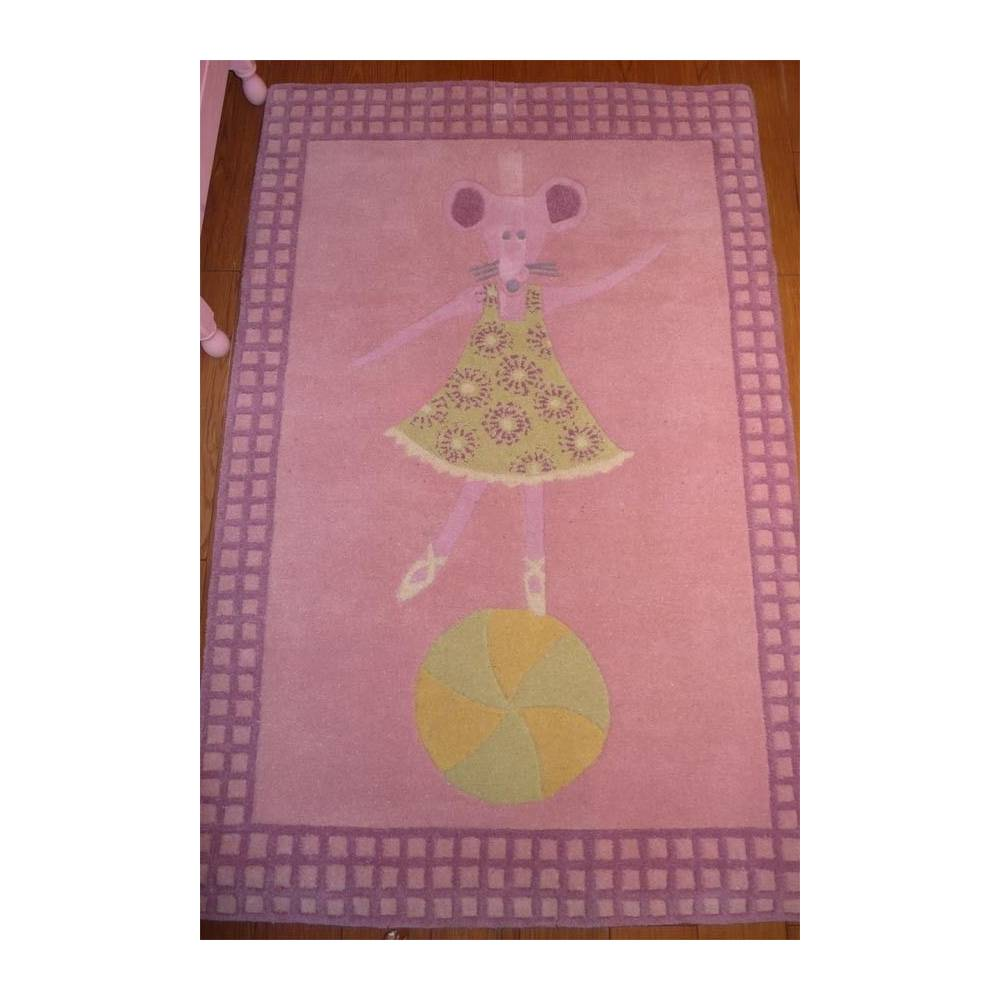 Tapis Souris Ballerine Anders Paris