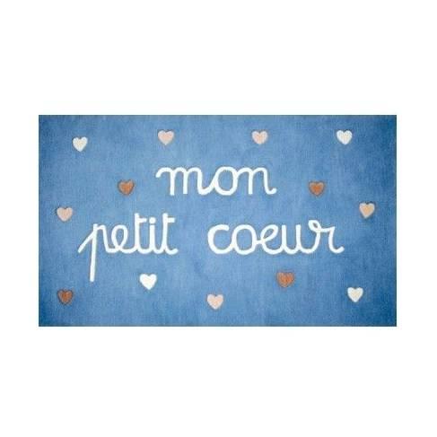 Tapis 'Mon Petit Coeur'