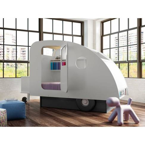 Lit Caravane