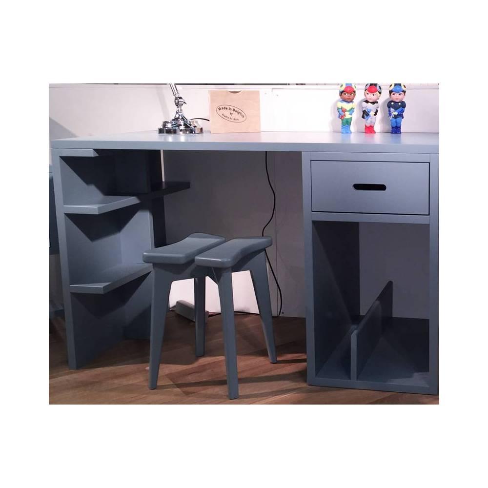 double bureau enfant lit mezzanine double avec bureau lit mezzanine double avec bureau lit. Black Bedroom Furniture Sets. Home Design Ideas