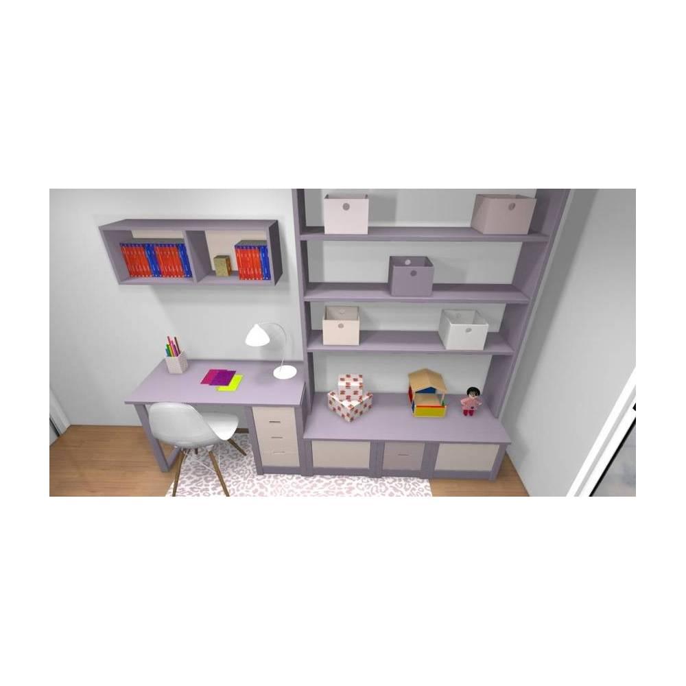 Plans de chambres en 3D - Anders Paris