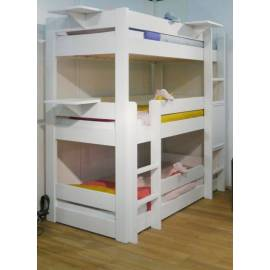 vente lits superpos s lits mezzanine pour enfant et adolescent. Black Bedroom Furniture Sets. Home Design Ideas