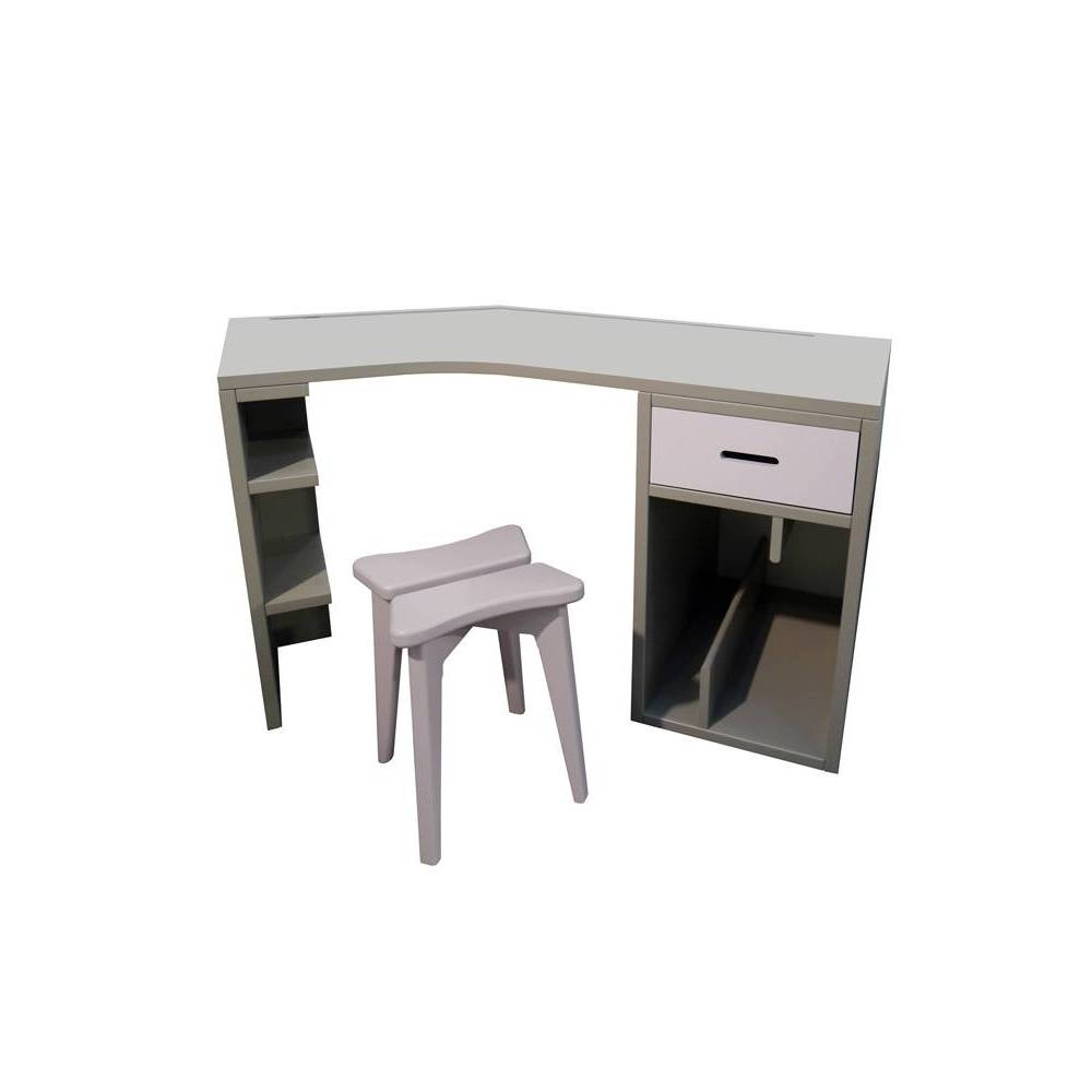 bureau pop sur mesure. Black Bedroom Furniture Sets. Home Design Ideas