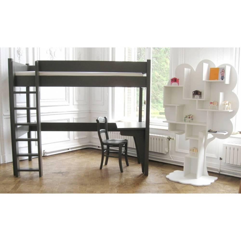 Maison mezzanine trendy maison avec mezzanine et vide sur for Salon loft metz