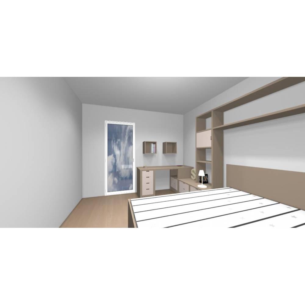 bureau atlas sur mesure anders paris. Black Bedroom Furniture Sets. Home Design Ideas