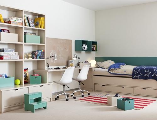Le style Anders pour une chambre de garçon idéale