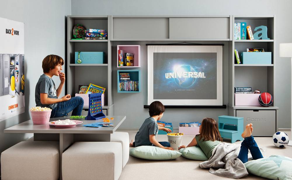biblioth que sur mesure un mariage r ussi entre esth tique et fonctionnel meuble pour enfants. Black Bedroom Furniture Sets. Home Design Ideas