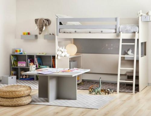Anders, pour une chambre d'enfant modulable facile à vivre