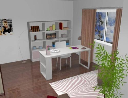 Bureau pour ado : un meuble pour travailler, créer et s'épanouir