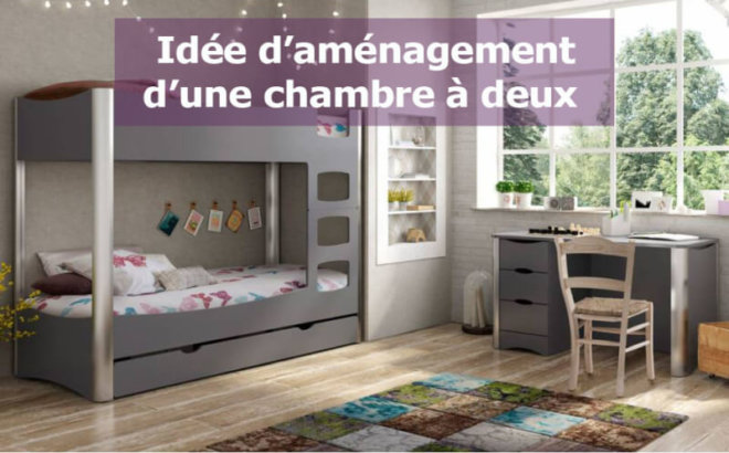 Idee amenagement chambre photos de conception de maison for Idee amenagement chambre