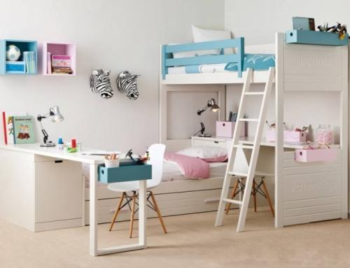 Lit évolutif enfant : le meuble grandit aussi !