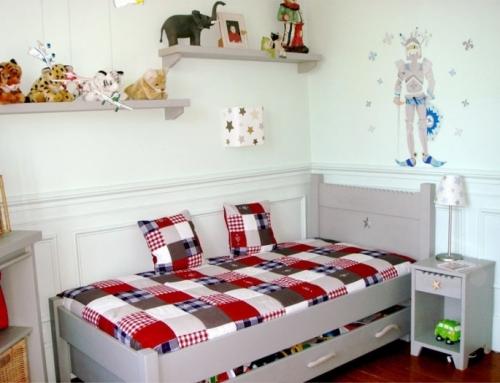Choisir un lit pour un enfant de trois ans
