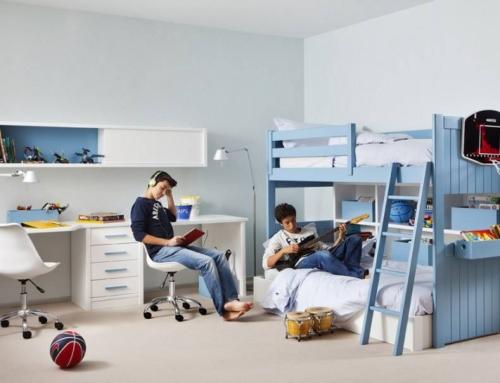 Les chambres complètes pour enfant, entre harmonie et praticité