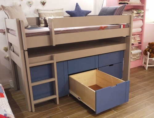 le lit ado 120 anders un incontournable meuble pour enfants. Black Bedroom Furniture Sets. Home Design Ideas