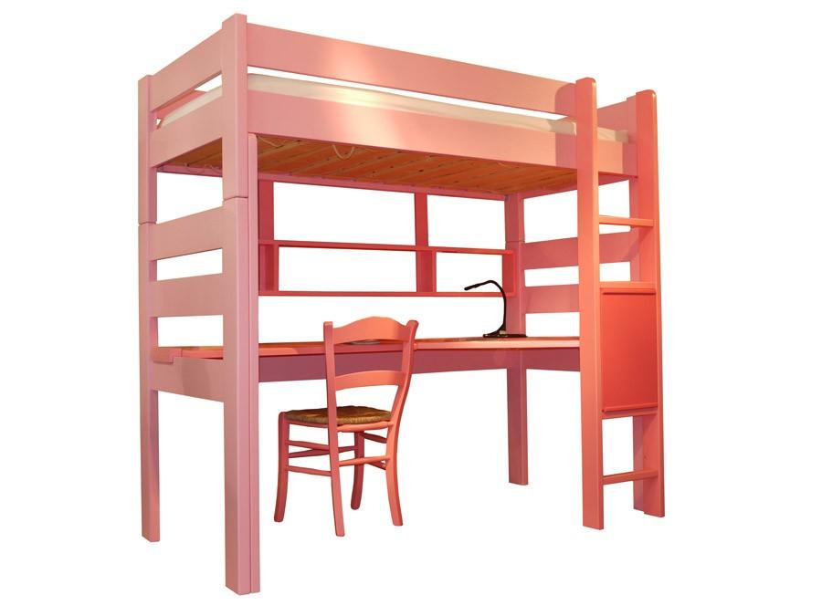 lit mezzanine ado tendance et pratique anders paris. Black Bedroom Furniture Sets. Home Design Ideas