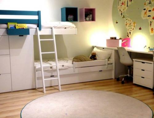 L'art d'aménager une chambre d'enfant
