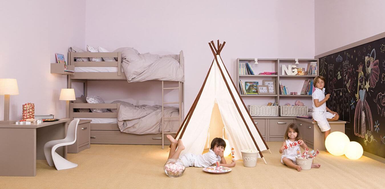 aménagement chambre enfant