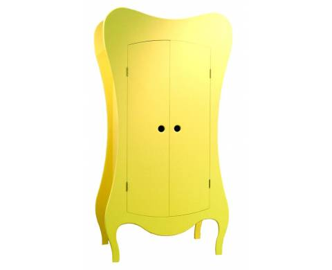 armoire volute rangement enfant