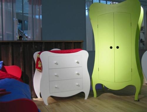 Les meubles de rangement enfants Anders : pratiques et indispensables