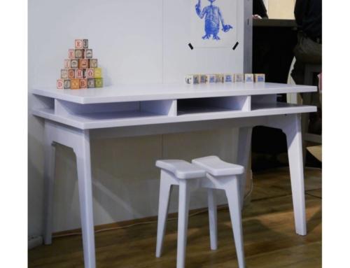 Choisir le petit bureau parfait pour son enfant parmi la collection Anders Paris