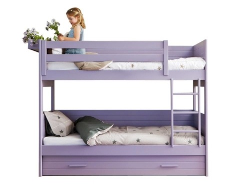 Anders Paris: une bonne adresse pour trouver le lit superposé fille parfait