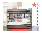lit superpose avec rangement city