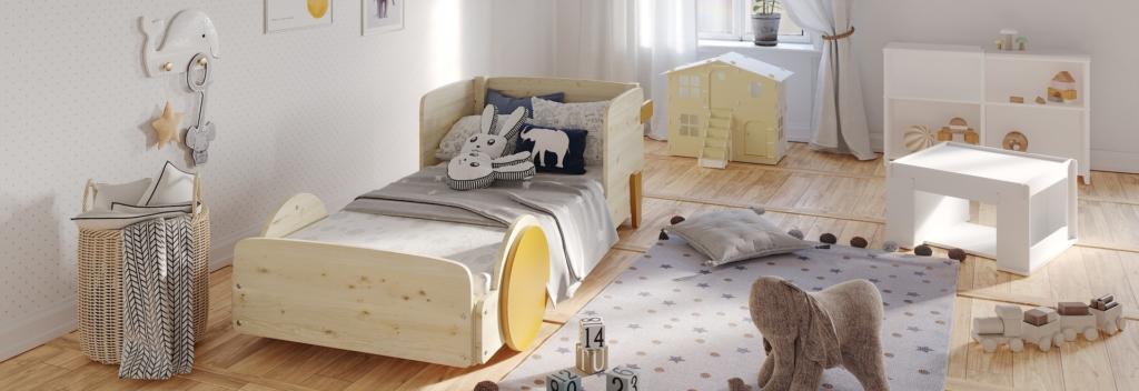 lit junior pour enfants