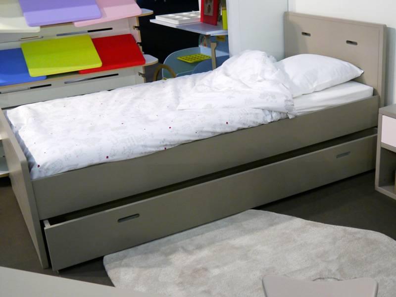 Tiroir-lit (pour rangement ou matelas)