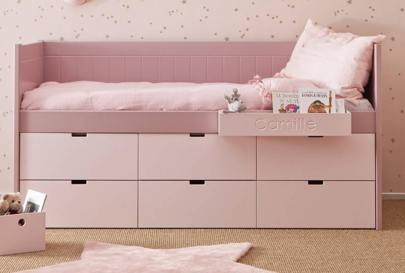 6 grands tiroirs