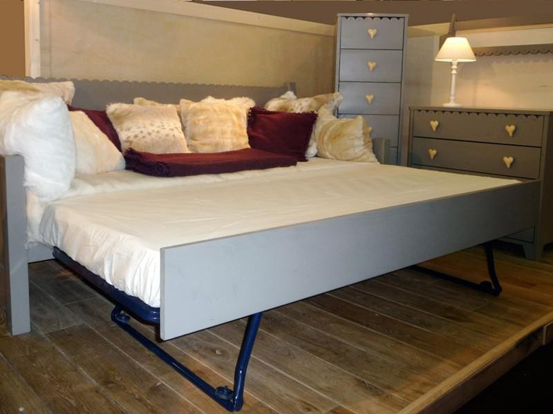lit enfant charlie. Black Bedroom Furniture Sets. Home Design Ideas