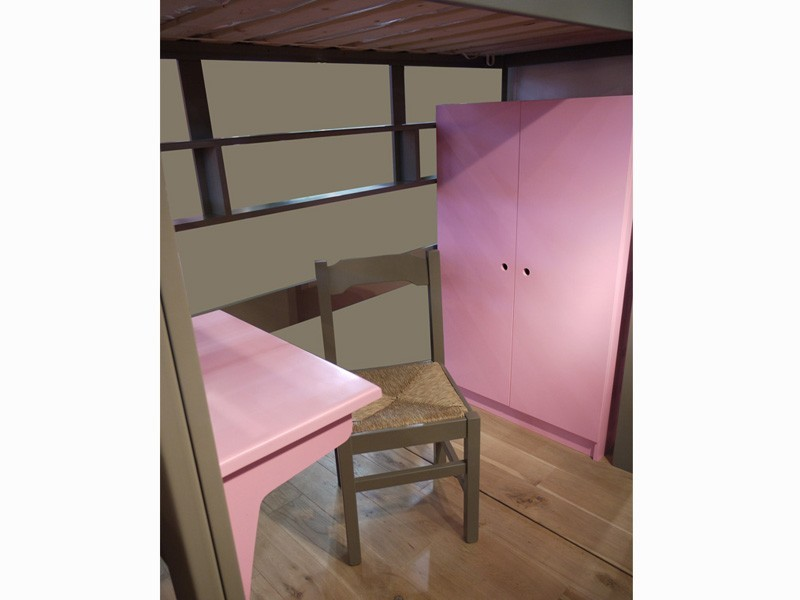 Armoire à mettre sous le lit, dans la largeur (profondeur 42 cm)
