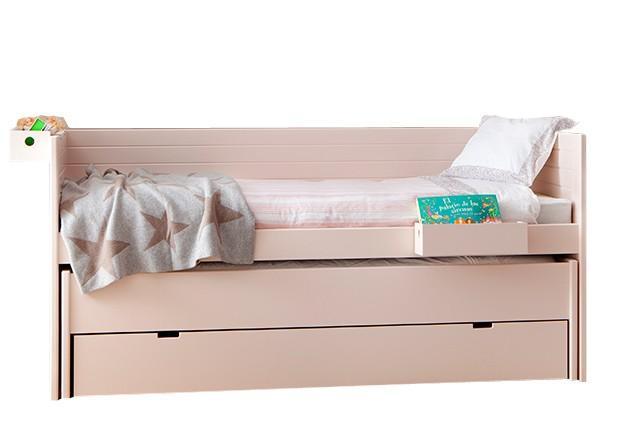 Deuxième tiroir-lit